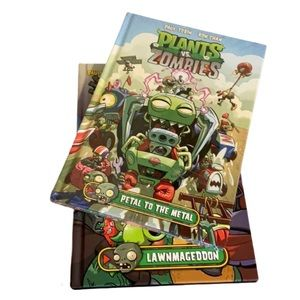 🆕 Plants vs. Zombies Graphic Novels